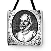 Orlando Di Lasso Tote Bag