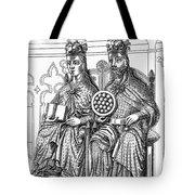 Otto I (912-973) Tote Bag