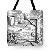 Otto Von Guericke, 1672 Tote Bag