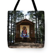 Our Lady Of Czestochowa Tote Bag