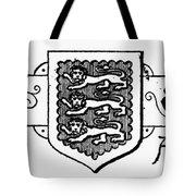 Oxford: Coat Of Arms Tote Bag