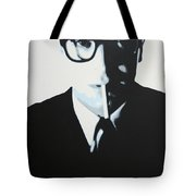 Palmer Tote Bag by Luis Ludzska