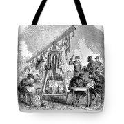 Paris Commune, 1871 Tote Bag