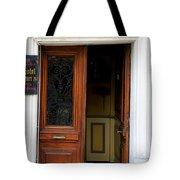 Paris Hotel Tote Bag
