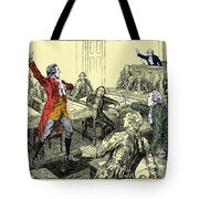 Patrick Henry, Virginia Legislature Tote Bag