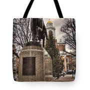 Paul Revere-statue Tote Bag