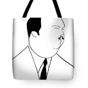 Paul Whiteman (1890-1967) Tote Bag