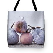 Pears And Apples Tote Bag