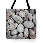 Pebbles On Beach Tote Bag