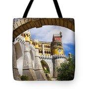 Pena Palace Tote Bag