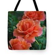 Perfectly Peach Tote Bag