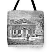 Philadelphia: Library Tote Bag
