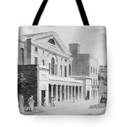 Philadelphia: Theater Tote Bag by Granger