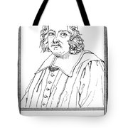 Pierre De Fermat, French Mathematician Tote Bag