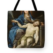 Pieta Tote Bag by Italian School