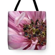 Pink Anemone From The St Brigid Mix Tote Bag