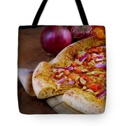 Pizza Tote Bag