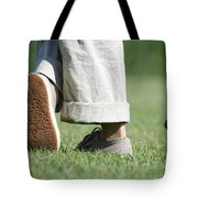 Playing Golf Tote Bag