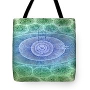 Plurality Of Worlds, Leonhard Euler Tote Bag