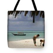 Pongwe Beach Hotel  Tote Bag