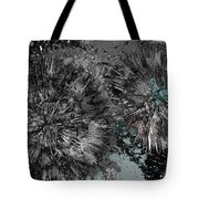 Pounding Fists Tote Bag