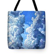 Powering Up Tote Bag