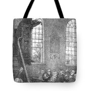 Preacher, 19th Century Tote Bag