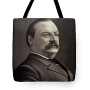 President Grover Cleveland Tote Bag