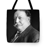 President William Howard Taft Tote Bag by International  Images