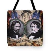Presidential Campaign, 1856 Tote Bag