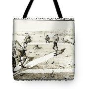 Presidential Campaign, 1884 Tote Bag