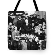Presidential Campaign, 1936 Tote Bag