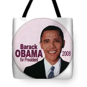 Presidential Campaign, 2008 Tote Bag