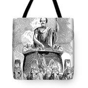 Prince Otto Von Bismarck Tote Bag