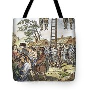 Protestant Martyrs, 1563 Tote Bag by Granger