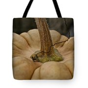 Pumpkin Top Tote Bag