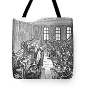 Quaker Meeting Tote Bag by Granger