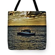 Queen City Ferry Tote Bag