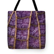 Queen Victoria Lily Tote Bag