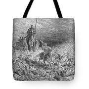 Rabelais: Gargantua Tote Bag