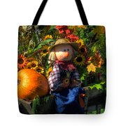 Raggedy Andy Tote Bag