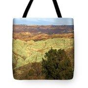 Rainbow Canyon Tote Bag