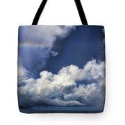 Rainbow Cloud V5 Tote Bag