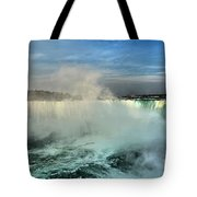 Rainbow Over The Maid Tote Bag