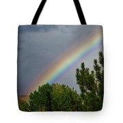 Rainbow's End Tote Bag