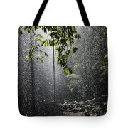 Rainforest, Bellingen, Australia Tote Bag