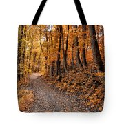 Ramble On Tote Bag