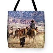 Range Roaming Tote Bag