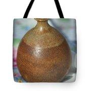 Rare John Regis Tuska Pottery Vase Tote Bag
