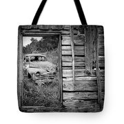 Ravages Of Time Tote Bag